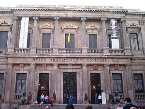 Archaeological Museum Madrid