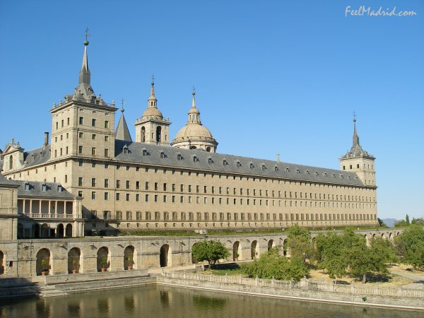 El Escorial Monastery South Façade