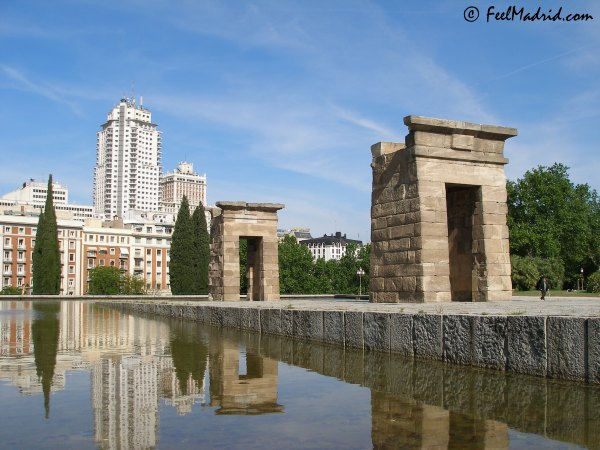 Temple of Debod - Templo de Debod